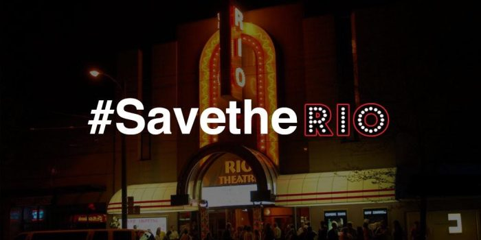 The Hollywood Arts Foundation joins the Save the Rio Campaign